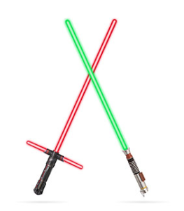 Image of Star Wars Lightsabers