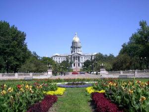 Capitol Hill, Colorado near Denver