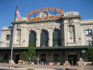 Union Station CO, near 80202