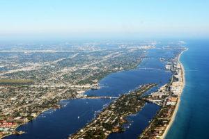 Lantana, Florida near West Palm Beach